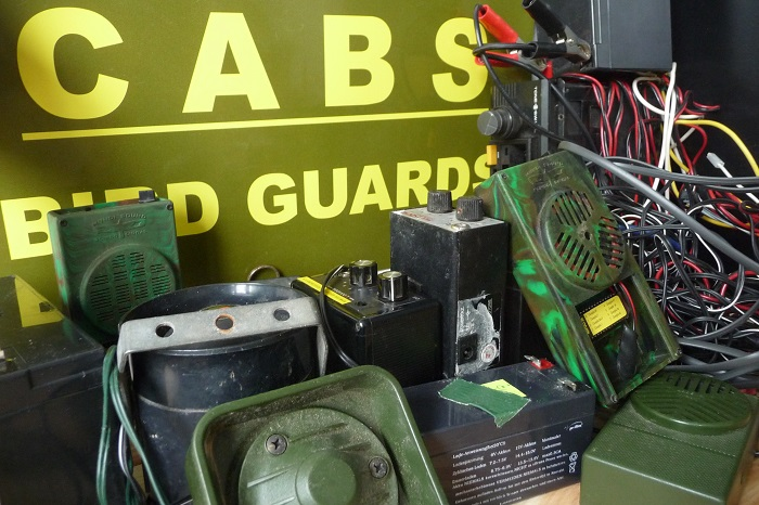 Electronic decoys dismantled during night operations in Malta